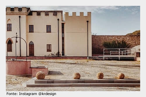 Da visitare a Iglesias: Castello Salvaterra