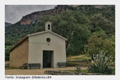 Da visitare a Domusnovas: Chiesa Campestre di San Giovanni