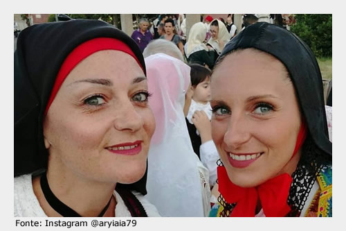 Da visitare a Buggerru: Costumi tipici
