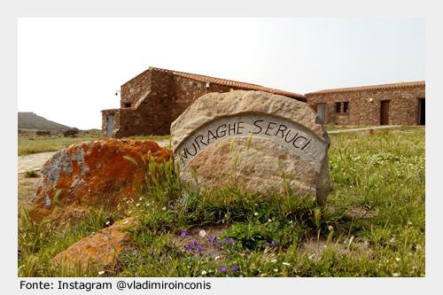 Da visitare a Gonnesa: Complesso Nuragico di Seruci