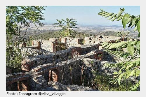 Da visitare a Villamassargia: villaggio minerario della Miniera di Orbai