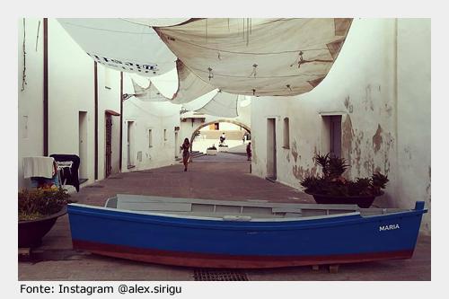 Da visitare a Portoscuso: centro storico e Tonnara